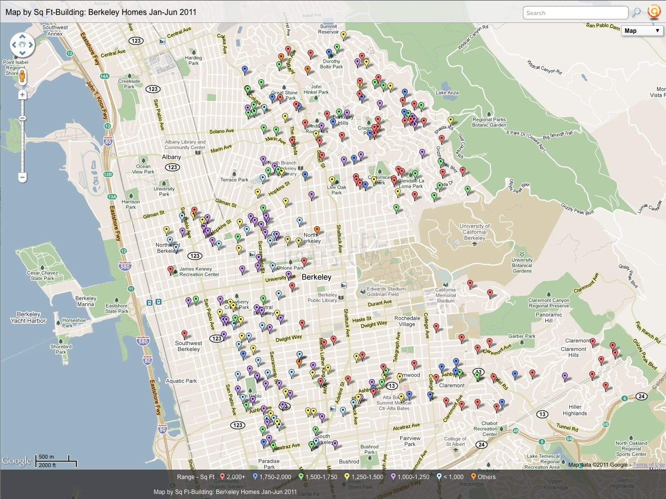map-berkeley-mls-research-2011-01-06-single-family-home-square-feet-building-size