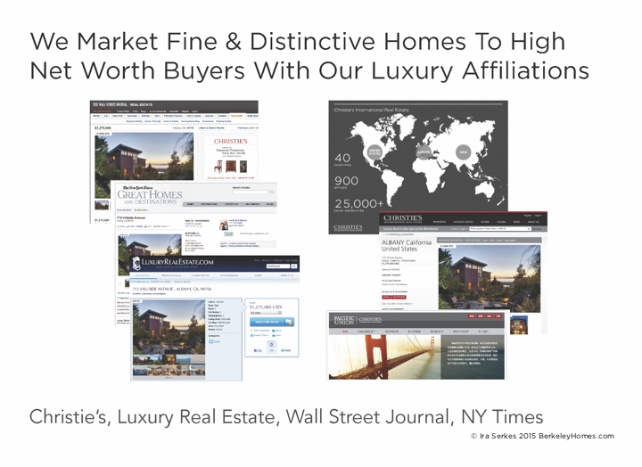 Berkeley Real Estate Internet Marketing