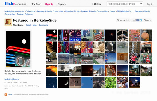 Serkes Flickr Page