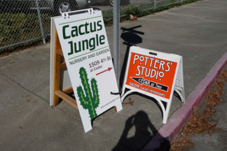Cactus Jungle - West Berkeley