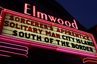 Elmwood Theater Berkeley