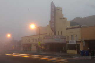 Theater in the mist