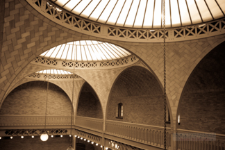 Hearst Mining Building - Guastavino Tile Ceiling - Berkeley
