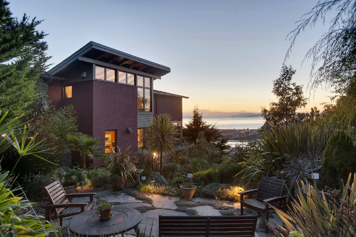 715 Hillside Avenue Albany Hill - Spectacular San Francisco Views